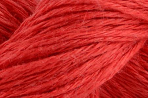 Fibra Natura Flax DK-Yarn-Universal Yarns-Color 102 Poppy-The Sated Sheep