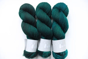 Qing Fingering-Yarn-Qing-Forest-The Sated Sheep