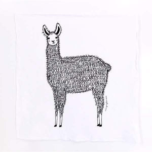Gingiber Tea Towels-Notions-Faire-LLama-The Sated Sheep