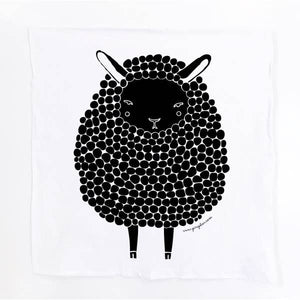 Gingiber Tea Towels-Notions-Faire-Sheep-The Sated Sheep