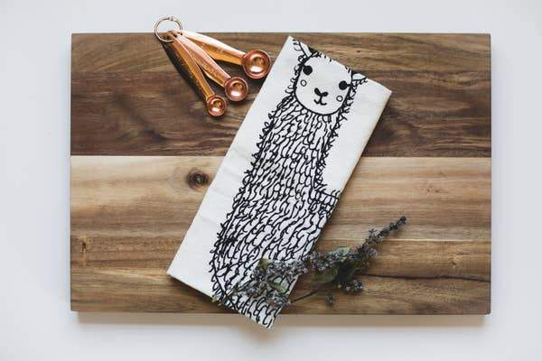 Gingiber Tea Towels-Notions-Faire-The Sated Sheep