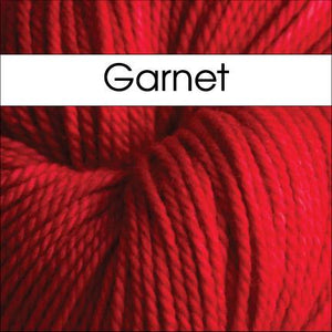 It Could Be Worsted-Yarn-Anzula-Garnet-The Sated Sheep