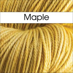 It Could Be Worsted-Yarn-Anzula-Maple-The Sated Sheep