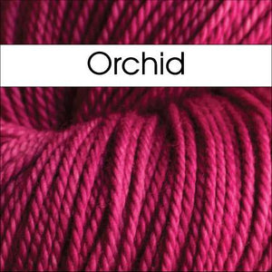 It Could Be Worsted-Yarn-Anzula-Orchid-The Sated Sheep