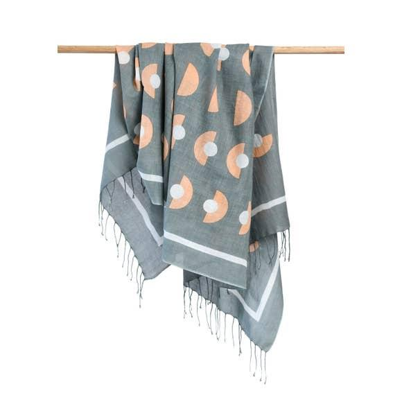 Kazuko Scarf-Notions-Bloom&Give-The Sated Sheep