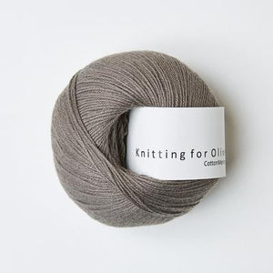 KFO Cotton Merino-Yarn-Knitting for Olive-Mole-The Sated Sheep