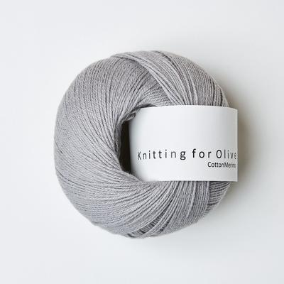 KFO Cotton Merino-Yarn-Knitting for Olive-The Sated Sheep