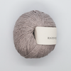 KFO Pure Silk-Yarn-Knitting for Olive-Linen Grey-The Sated Sheep
