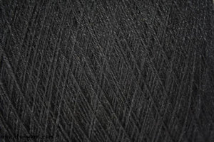 Kinu Lace-Yarn-Ito Yarns-388 Black-The Sated Sheep