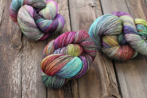 Bonnie Superfine Micron 2-Ply-Yarn-Dream in Color-Kiss Me Kate-The Sated Sheep