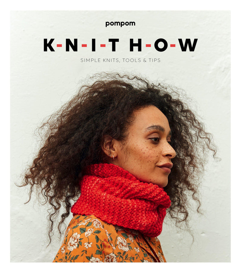 Knit How: A Beginners Knitting Book-Books-Meghan Fernandes-The Sated Sheep