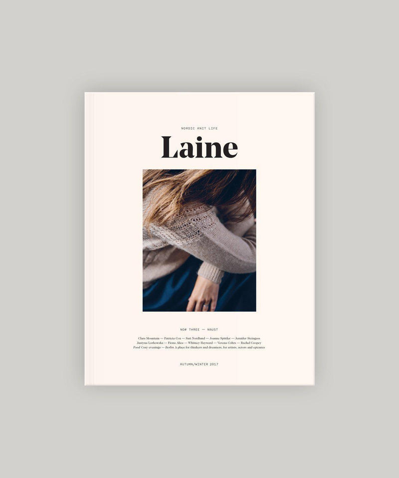 Laine Magazine Issue 3-Books-Laine magazine-The Sated Sheep
