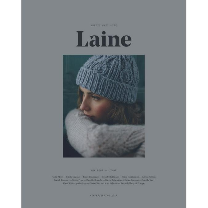 Laine Magazine Issue 4-Books-Laine magazine-The Sated Sheep