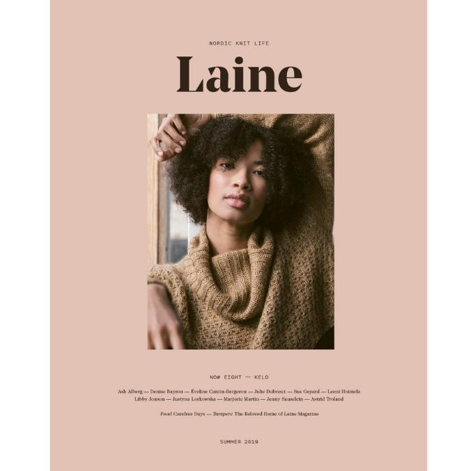 Laine Magazine Issue 8-Books-Laine magazine-The Sated Sheep