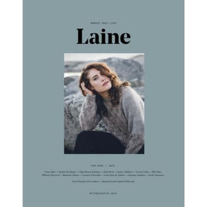 Laine Magazine Issue 9-Books-Laine magazine-The Sated Sheep