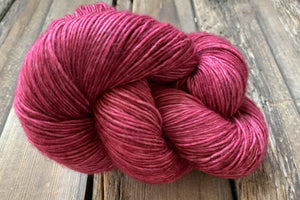 Classy Skein and a Half Worsted!-Yarn-Dream in Color-074 Lay a Rose-The Sated Sheep