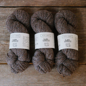 Le Gros Lambswool-Yarn-Biches et Buches-Light Brown-The Sated Sheep