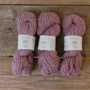 Le Gros Lambswool-Yarn-Biches et Buches-Light Pink-The Sated Sheep