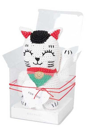 Ricorumi Kits-Yarn-Universal Yarns-Lucky Cat-The Sated Sheep