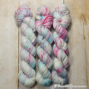 Lumos Fingering-Yarn-Biscotte Yarns-Cozy-The Sated Sheep