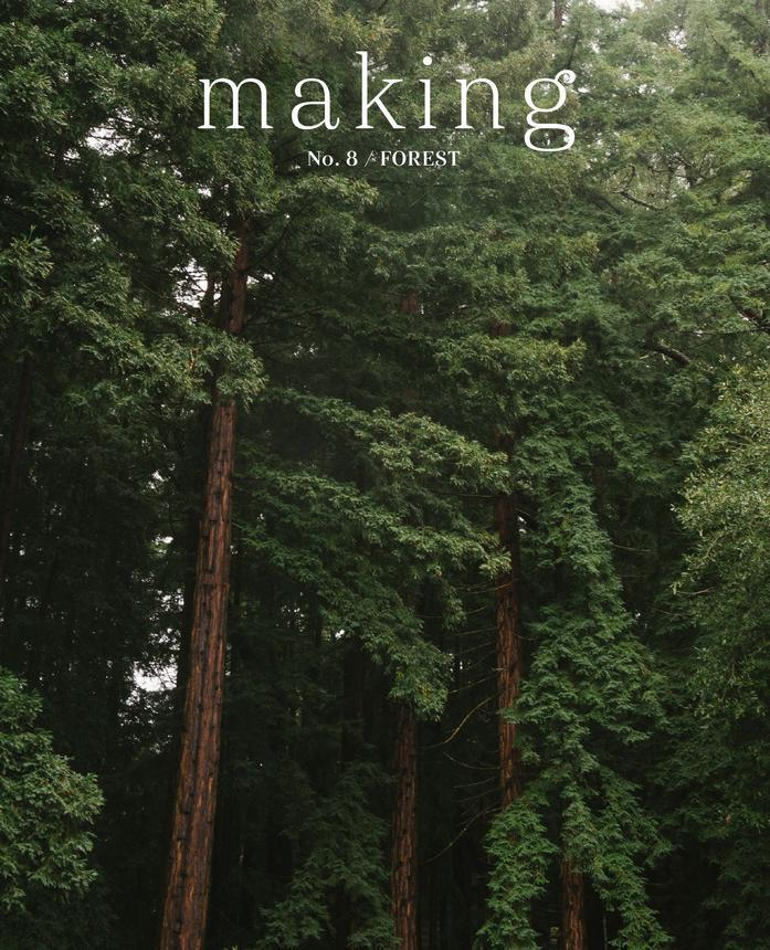 Making Magazine Forest No. 8-Books-Makingzine-The Sated Sheep
