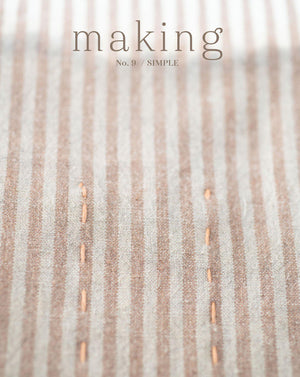Making Magazine Simple No. 9-Books-Makingzine-The Sated Sheep