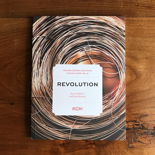 MDK Field Guides Issue 9 Revolution-Books-Mason Dixon Knitting-The Sated Sheep