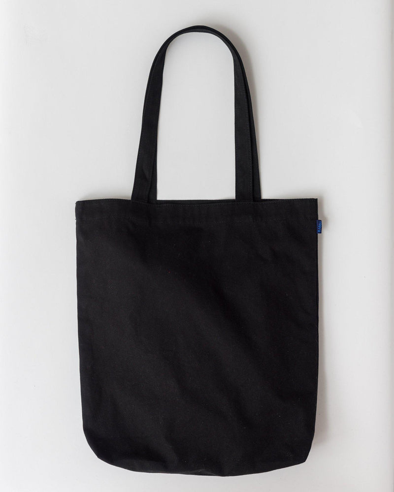 Merch Tote-Bags-Baggu-Black-The Sated Sheep