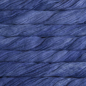 Merino Lace-Yarn-Malabrigo-088 Indigo-The Sated Sheep