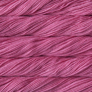 Merino Worsted-Yarn-Malabrigo-503 Strawberry-The Sated Sheep