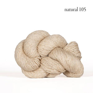 Mojave Sport-Yarn-Kelbourne-105 natural-The Sated Sheep