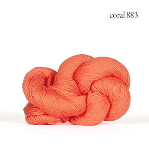 Mojave Sport-Yarn-Kelbourne-883 coral-The Sated Sheep