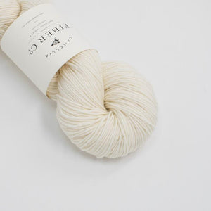 CFC Merino Sport-Yarn-Camellia Fiber Company-Moonflower-The Sated Sheep