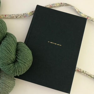 My Knitting Notes-Books-Laine magazine-The Sated Sheep