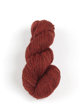 Peace Fleece Worsted-Yarn-Peace Fleece-Sheplova Red-The Sated Sheep