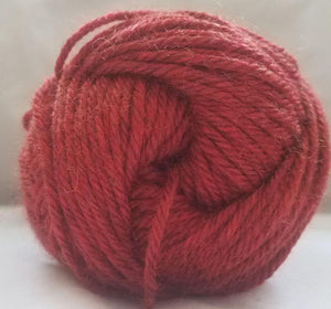 Perfection Chunky-Yarn-Kraemer Yarns-Auburn-The Sated Sheep
