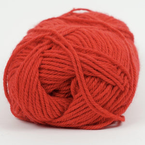 Perfection Chunky-Yarn-Kraemer Yarns-Flame 7055-The Sated Sheep