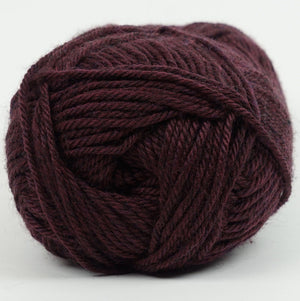Perfection Chunky-Yarn-Kraemer Yarns-Garnet 7036-The Sated Sheep