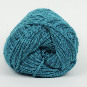 Perfection Chunky-Yarn-Kraemer Yarns-Turquoise 7059-The Sated Sheep