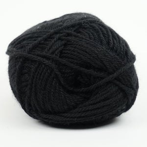 Perfection Dk-Yarn-Kraemer Yarns-Onyx 2240-The Sated Sheep