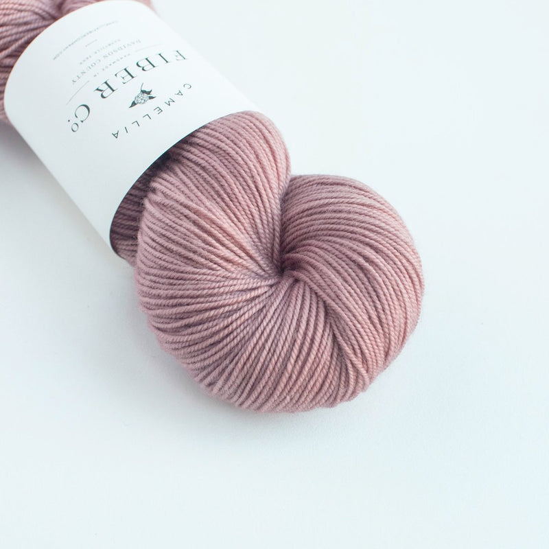 CFC Merino Sport-Yarn-Camellia Fiber Company-Evergreen-The Sated Sheep