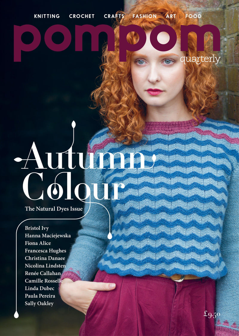 Pom Pom Magazine Autumn 2016-Books-Meghan Fernandes-The Sated Sheep