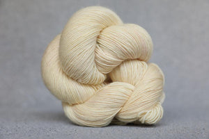 Qing Fingering-Yarn-Qing-Bedrock Champagne-The Sated Sheep
