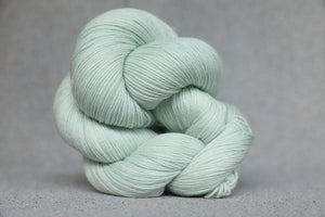 Qing Fingering-Yarn-Qing-Bedrock Rosemary-The Sated Sheep