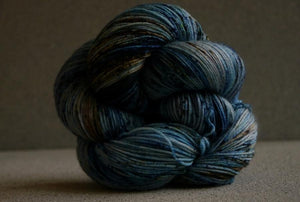 Qing Fingering-Yarn-Qing-Stormrage-The Sated Sheep