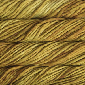 Rasta Super Bulky-Yarn-Malabrigo-035 Frank Ochre-The Sated Sheep