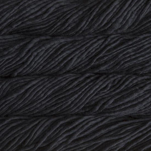 Rasta Super Bulky-Yarn-Malabrigo-195 Black Sw-The Sated Sheep