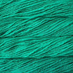 Rasta Super Bulky-Yarn-Malabrigo-600 Bahamas Green-The Sated Sheep