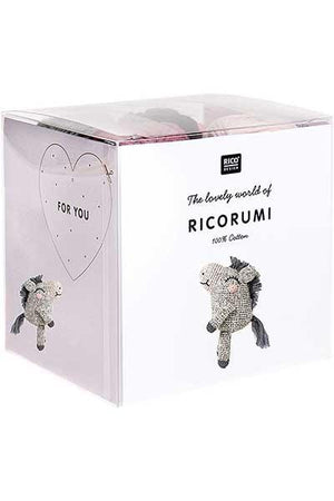 Ricorumi Kits-Yarn-Universal Yarns-Donkey-The Sated Sheep