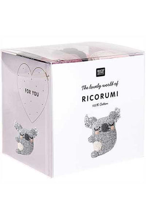 Ricorumi Kits-Yarn-Universal Yarns-Koala-The Sated Sheep